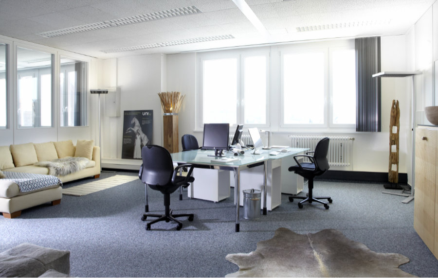 Impressionen Büro